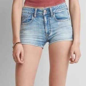 3/$45 - American Eagle High Waisted Jean Shorts